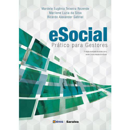 Esocial - Prático para Gestores - 2ª Ed. 2017