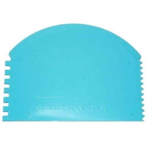 Espátula 4 Funções 13.2x10cm - Blue Star