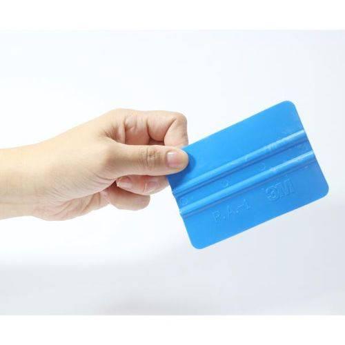 Espátula 3M Azul para Aplicar Insulfilm e Envelopamento