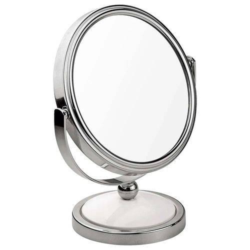 Espelho Aumento Dupla Face Classic