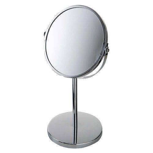 Espelho de Aumento Dupla Face Pedestal