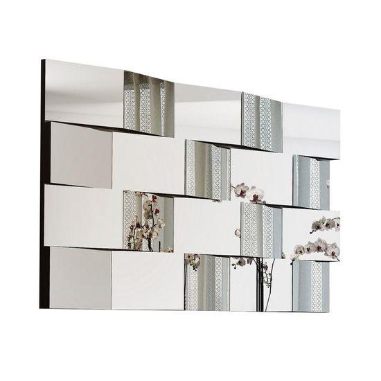 Espelho Decorativo Jade Preto