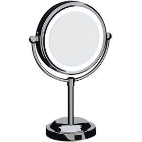 Espelho Dupla Face Aumento Ilum 8484 Mor