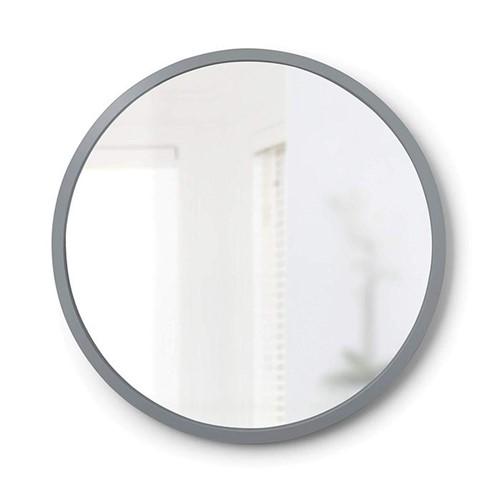 Espelho Hub Umbra Cinza - 61 Cm