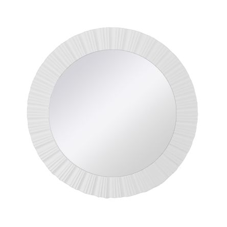 Espelho Louis - Branco - 51x51x4,5 Cm