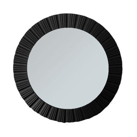 Espelho Louis - Preto - 51x51x4,5 Cm