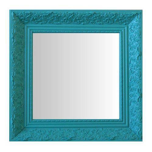 Espelho Moldura Rococó Fundo 16445 Anis Art Shop