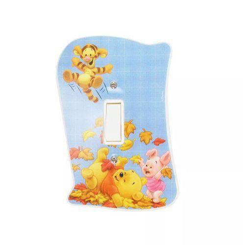 Espelho Pooh com Interruptor - 120900010 - Startec