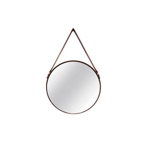 Espelho Preto com Alça 40 Cm