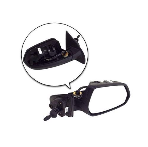 Espelho Retrovisor Externo Lado Direito com Controle Manual 94745974 Cobalt