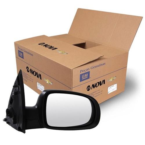 Espelho Retrovisor Externo Lado Direito Elétrico 94725878 Montana /corsa Novo