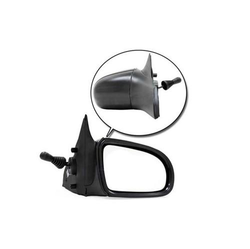Espelho Retrovisor Externo Lado Direito [preto] [com Controle Manual] 93251522 Corsa Classic