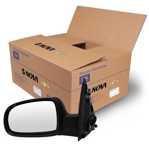Espelho Retrovisor Externo Lado Esquerdo Elétrico 94725879 Montana /corsa Novo