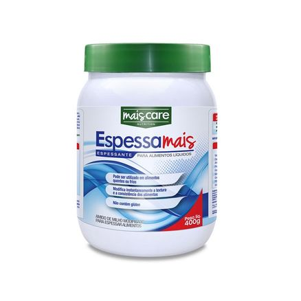 Espessante Mais Care Espessa Mais 400g