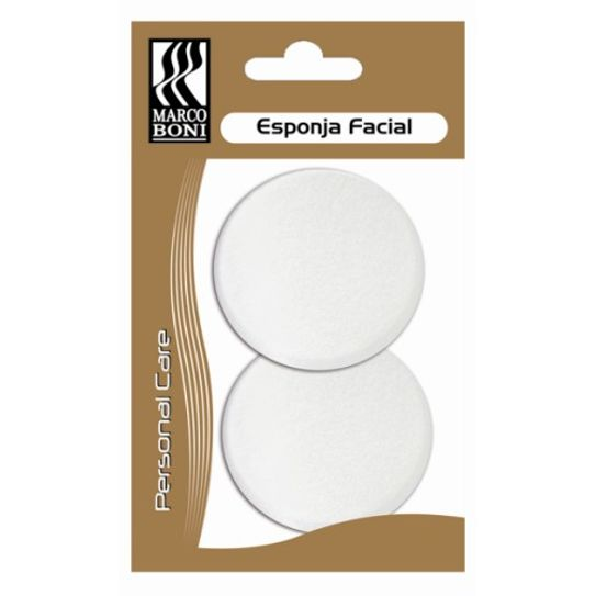 Espoja para Limpeza Facial Marco Boni com 2 Unidades