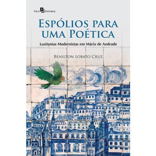 Espólios para uma Poética