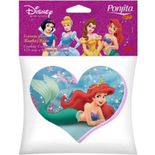 Esponja B.Ponjita Kids Princesas C/1