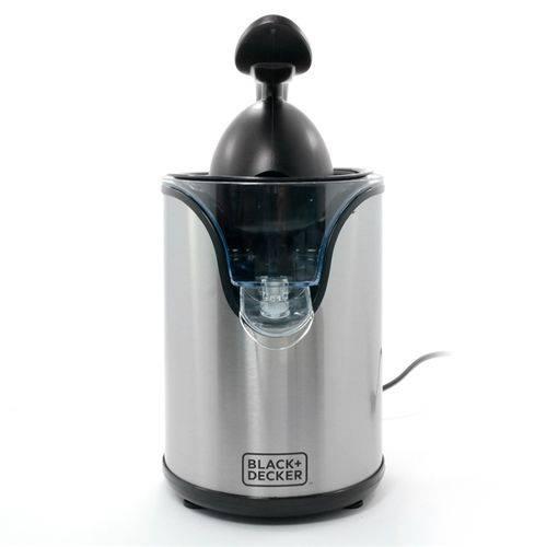 Espremedor de Frutas em Aço Inox CJINOX Black+Decker - 110V