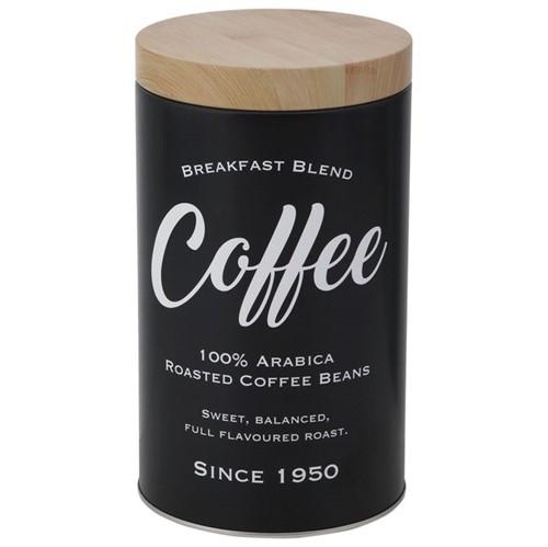 Espresso Coffee Pote 1,5 L Branco/preto