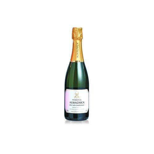 Espumante Almaúnica 100% Chardonnay Brut 750ml