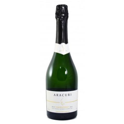 Espumante Branco Brasileiro Aracuri Brut Chardonnay 2016
