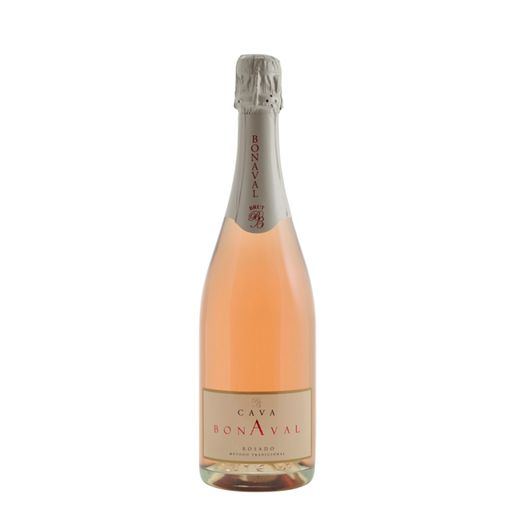 Espumante Cava Bonaval Brut Rose 750ml