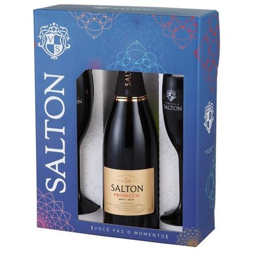 Espumante Salton 750ml Prosecco+2 Tacas