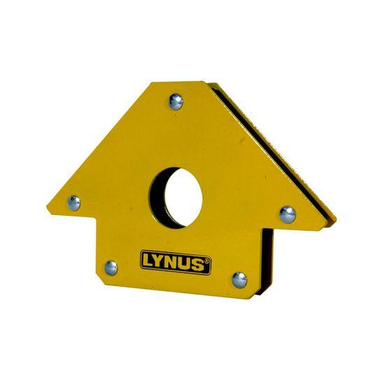 Esquadro Magnético Angular EML-25 - 00010816.1 - Lynus 25 Kilos