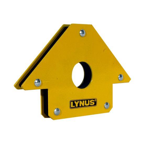 Esquadro Magnético Angular EML-35 - 00010817.8 - Lynus 35 Kilos
