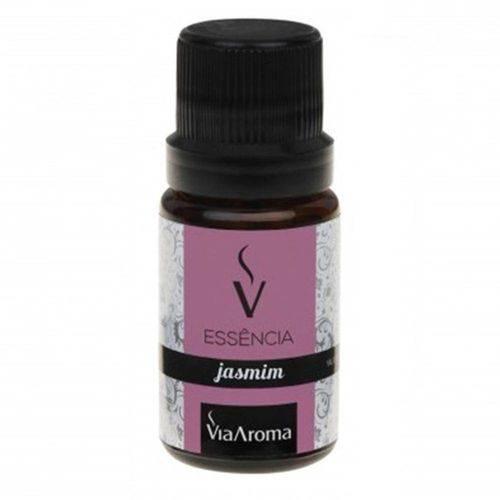 Essência de Jasmim - 10ml - Via Aroma