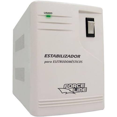 Estabilizador Eletrodom 1000va 230/230v Met - Force Line