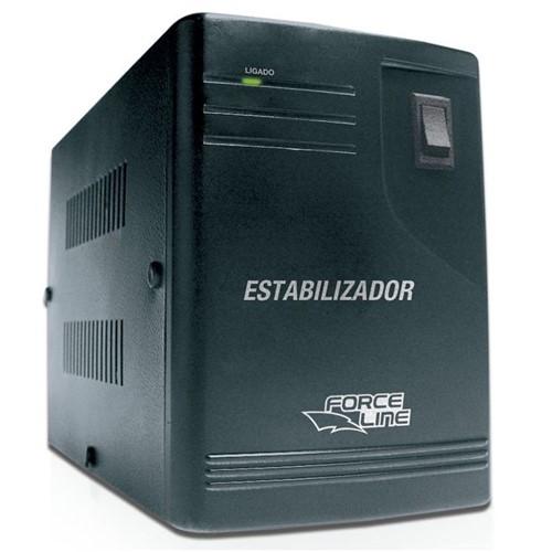 Estabilizador para Eletrodomésticos Bivolt 3000VA - Force Line