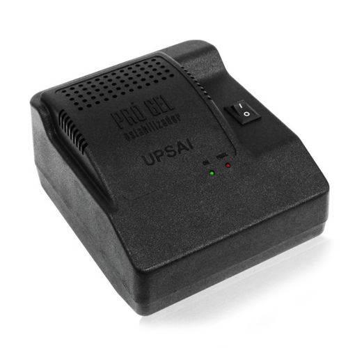 Estabilizador Prógel 1000VA 220V 03 Tomadas E220v-s220v 51050005 - UPSAI