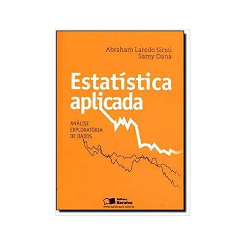 Estatística Aplicada 1ªed. - Saraiva