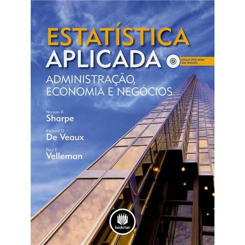 Estatística Aplicada: Administração, Economia e Negócios