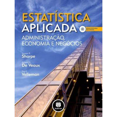 Estatística Aplicada - Administração, Economia e Negócios