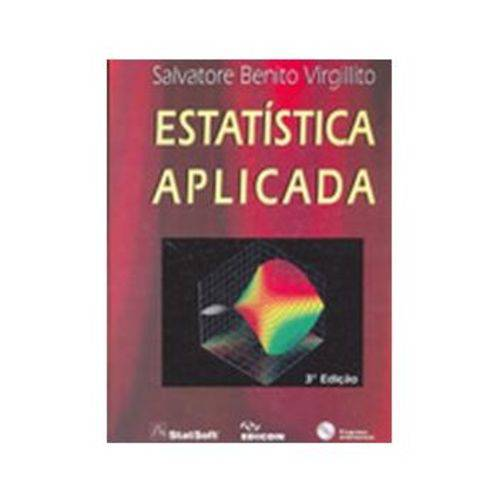 Estatística Aplicada - 3ª Ed