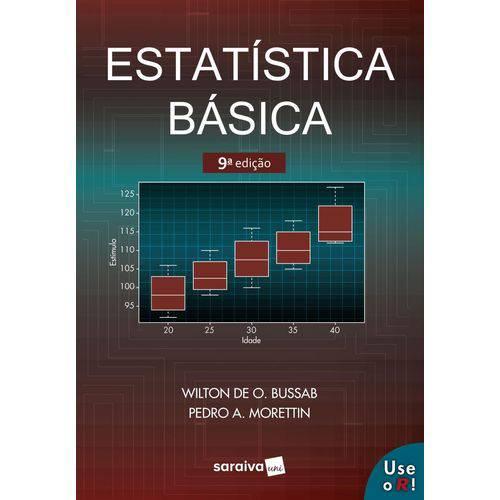 Estatística Básica - 9ª Ed. 2017
