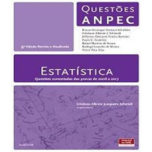 Estatistica - Questoes Anpec - 06 Ed