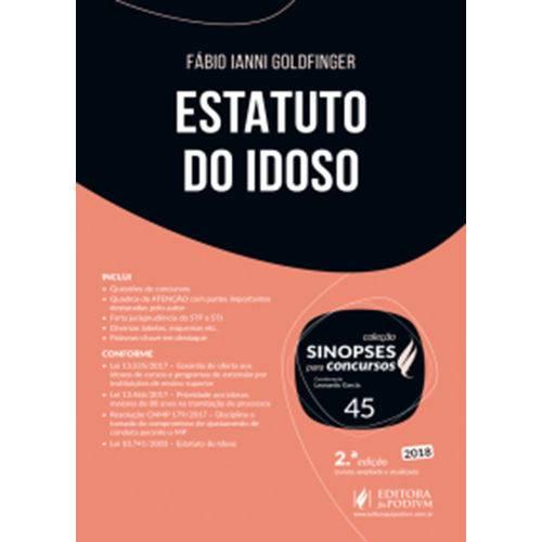 Estatuto do Idoso - Sinopses para Concursos