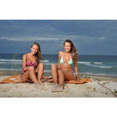 Esteira de Praia em Rolo Polipropileno 1,80m X 90cm - Lilás