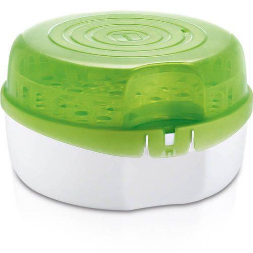 Esterilizador de Mamadeira a Vapor para Microondas MAM