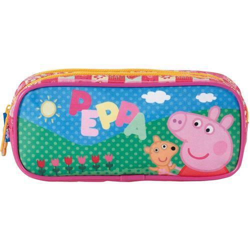 Estojo a (duplo) Peppa Pig Sunny Day - Xeryus