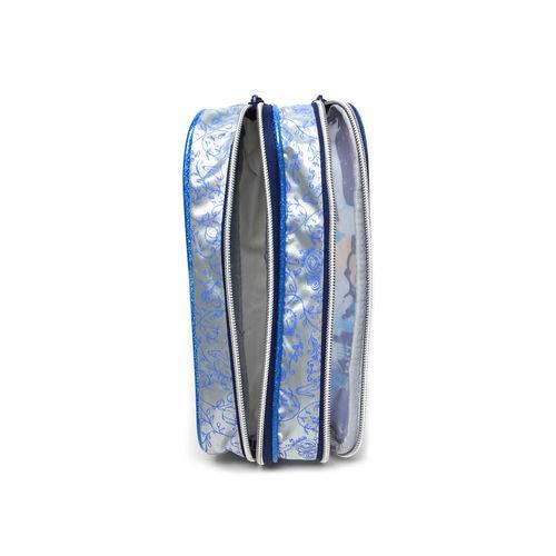 Estojo Dermiwil Soft Cinderela Azul