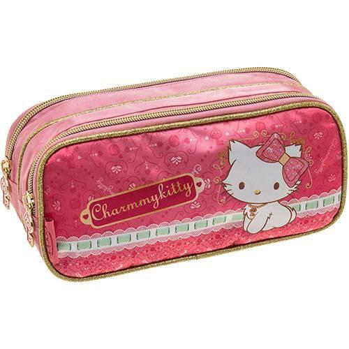 Estojo Duplo Charmmy Kitty Blooming - Pacific