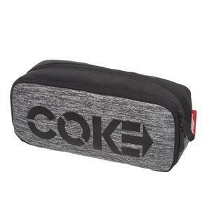 Estojo Duplo Coca Cola Start - U