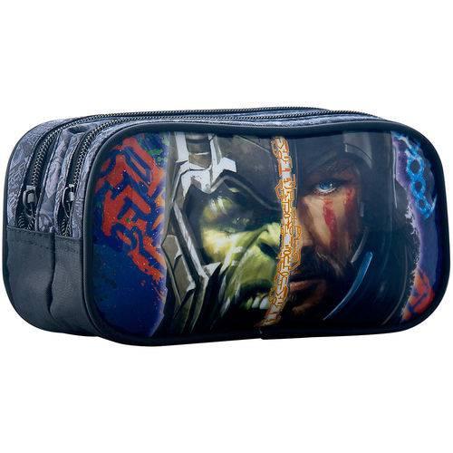 Estojo Duplo Thor Battle Of Champions - Xeryus