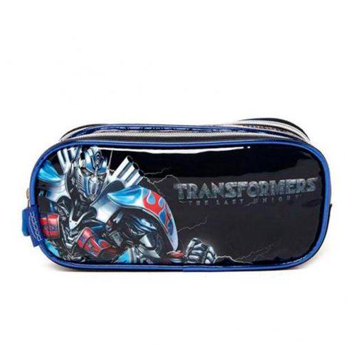 Estojo Duplo Transformers Optimus Prime Hero - Pacific