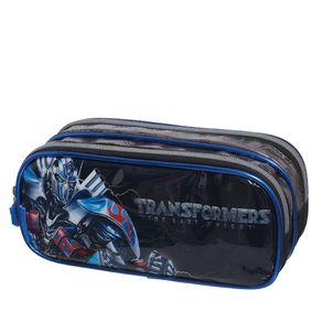 Estojo Duplo Transformers Trf Hero - U