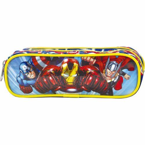 Estojo Escolar Avengers Xeryus 6275 1024382
